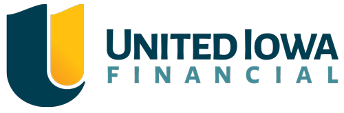 United Iowa Financial Large Logo
